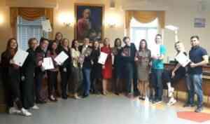 Выпускники программы профпереподготовки «Государственное имуниципальное управление» получили дипломы