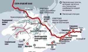 Константин Щемелинин о засухе в Крыму и повороте украинских рек