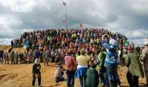 «Защищаем своё право жить»: активисты на Шиесе записали обращение Правительству и населению РФ
