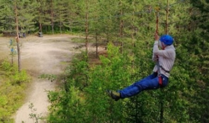 В Поморье успешно прошел семейный спортивно-туристический фестиваль «Морошка»