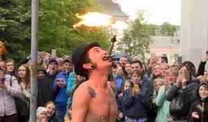 Сегодня вАрхангельске открывается Международный Фестиваль уличных театров
