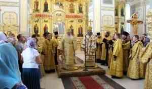 Митрополит Даниил: Мы должны идти путем святости