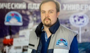 АПУ-2019: Константин Зайков о том, как проходят будни на судне «Профессор Молчанов»