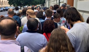Процесс по архангельскому «мусорному» референдуму в Верховном суде РФ собрал аншлаг