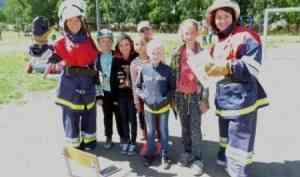 «Весёлые пожарные старты – 2019». Итоги работы