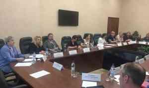 Московские эксперты посетили интернаты Архангельска