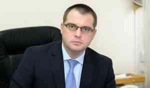 Заместитель губернатора Поморья - Алексей Никитенко из Калужской области