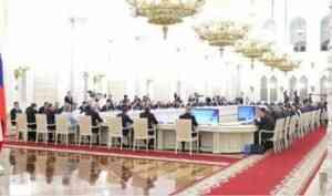 Вопросы развития дорожной сети рассмотрели в рамках заседания Госсовета под председательством Владимира Путина