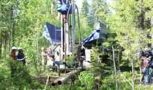 В Приморском районе, на месте предполагаемого строительства межмуниципального объекта обращения с ТКО, начались изыскательские работы