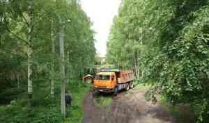 «Галу-парк», «Загалушье», «Разрядье»: как архангелогородцы предлагают назвать парк на Ленинградском