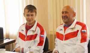 Коношский спортсменНикита Мамонтов привёз золото с первенства Европы по гиревому спорту