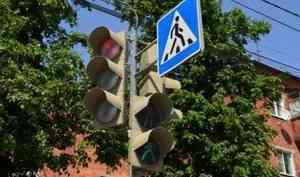 Несколько пешеходных переходов уберут в Архангельске