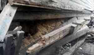 Администрация Архангельска обеспечит жильцов пострадавших домов маневренным жильем