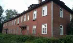 За сутки в Архангельске со свай сошли два многоквартирных дома