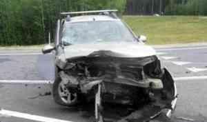 На трассе в Виноградовском районе 5 человек пострадали в ДТП