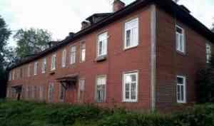 В Архангельске за месяц три «деревяшки» сошли со свай