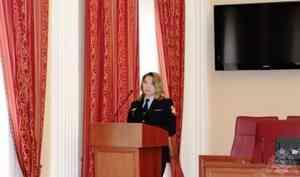 В Управлении Росгвардии по Архангельской области подвели итоги работы центра лицензионно-разрешительной работы