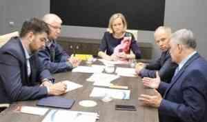 Руководители бизнес-объединений поддержали инициативы Ольги Гореловой