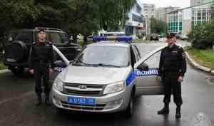 Северодвинские росгвардейцы задержали гражданина, скрывавшегося от уплаты алиментов