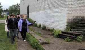 ВПинежском районе оценили ход реализации проекта «Новая школа»