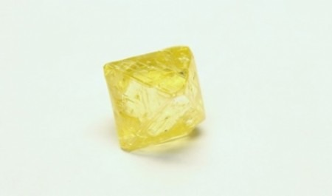 В Мезенском районе нашли уникальный «лимонный» алмаз