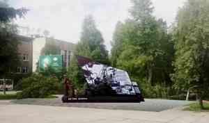 «Аквилон Инвест» поможет установить в Архангельске памятник Детям войны