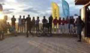В Карпогорах прошёл молодёжный фестиваль «PRO будущее Пинежья»