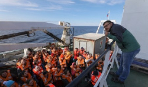 Дневник АПУ - 16-17 июля. Лекции, инструктаж и первые работы в море