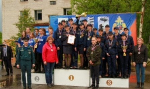 Общественная организация «Россоюзспас» отмечает 13-летие со дня образования