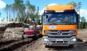 Более 11 млн рублей вложил «Усть-Покшеньгский ЛПХ» в проект модернизации логистики