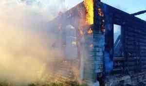 Неисправность печи стала причиной гибели пожилой женщины под Архангельском