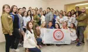 Министр здравоохранения встретился с бойцами студенческого медицинского отряда «Коллеги»