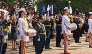 Поморье готовится отметить День военно-морского флота