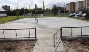 Спорт без ограничений: на новой площадке в Северодвинске сможет тренироваться каждый