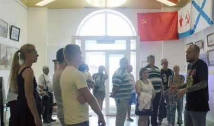 История государственного флага оживет на лекции в Северном морском музее
