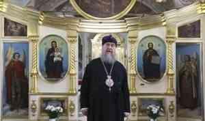 Митрополит Астанайский и Казахстанский Александр: Благодарю владыку Даниила!