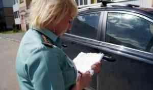 Няндомский судебный пристав нашел должника через объявление о продаже машины