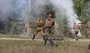 Крах операции «Гамбит»: под Вельском - вновь военно-историческая реконструкция