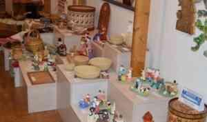 В Художественном салоне Архангельска открывается выставка «Северное узорочье»