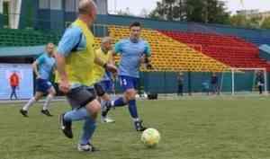 «Начни с себя - 2019»: победу оспаривают 12 футбольных дружин