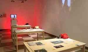ВАрхангельске открылась выставка, посвящённая фестивалю «Селектор»