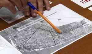 Сегодня вАрхангельске вступают всилу корректировки движения нанескольких автобусных маршрутах