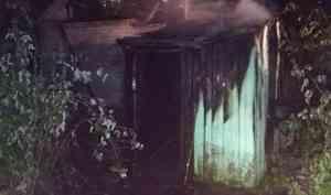 Впожаре налевом берегу Архангельска погибли три человека