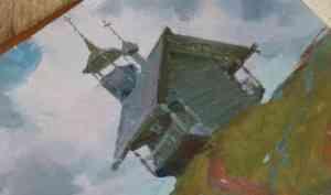 Этюды в кенозерских тонах: нацпарк по-прежнему вдохновляет живописцев