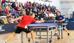 Турнир теннисистов в Архангельске - лучший в мире, считает ветеран спорта Феликс Каплан
