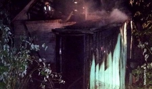 Вотношении вероятного поджигателя дома вИсакогорке возбуждено уголовное дело