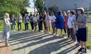 В День солидарности в борьбе с терроризмом в Поморье прошли памятные мероприятия