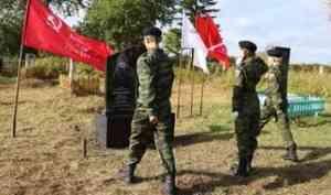История пропавшего самолета: под Новодвинском военным летчикам установлен памятник