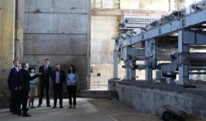 Котлас готовится к открытию нового завода