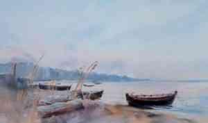 Художницы из Санкт-Петербурга запечатлели «Онежское Поморье» на своих картинах